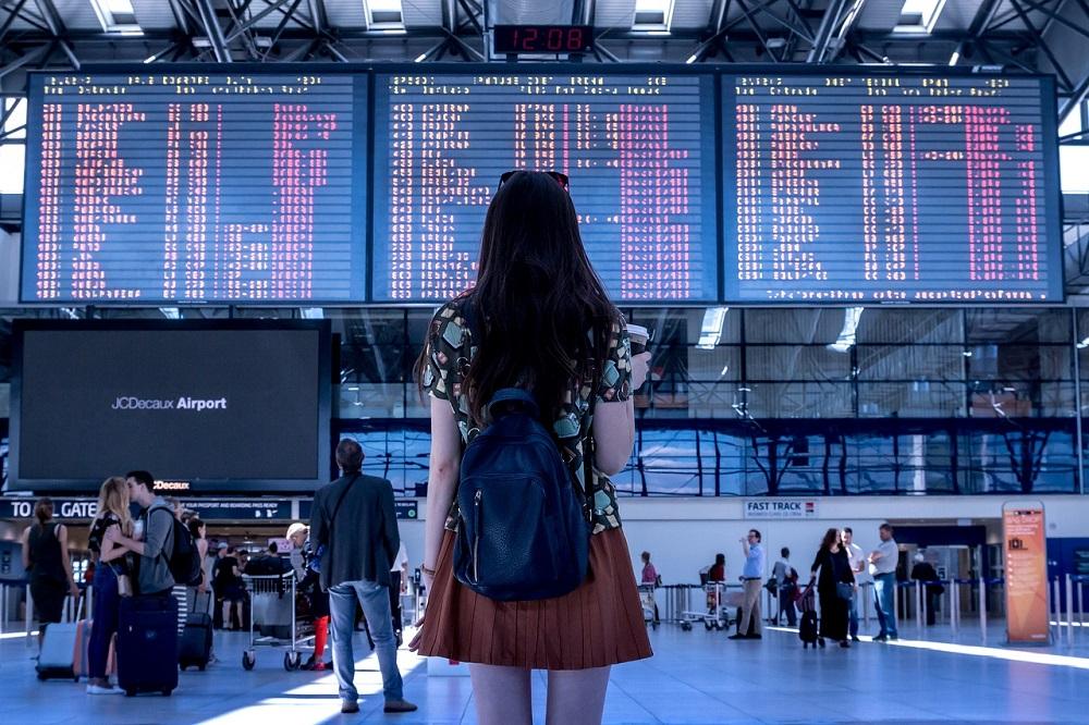 La experiencia de viajar sola