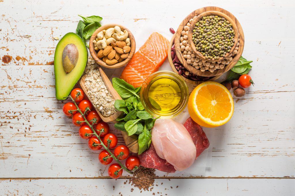 Alimentos saludables imprescindibles