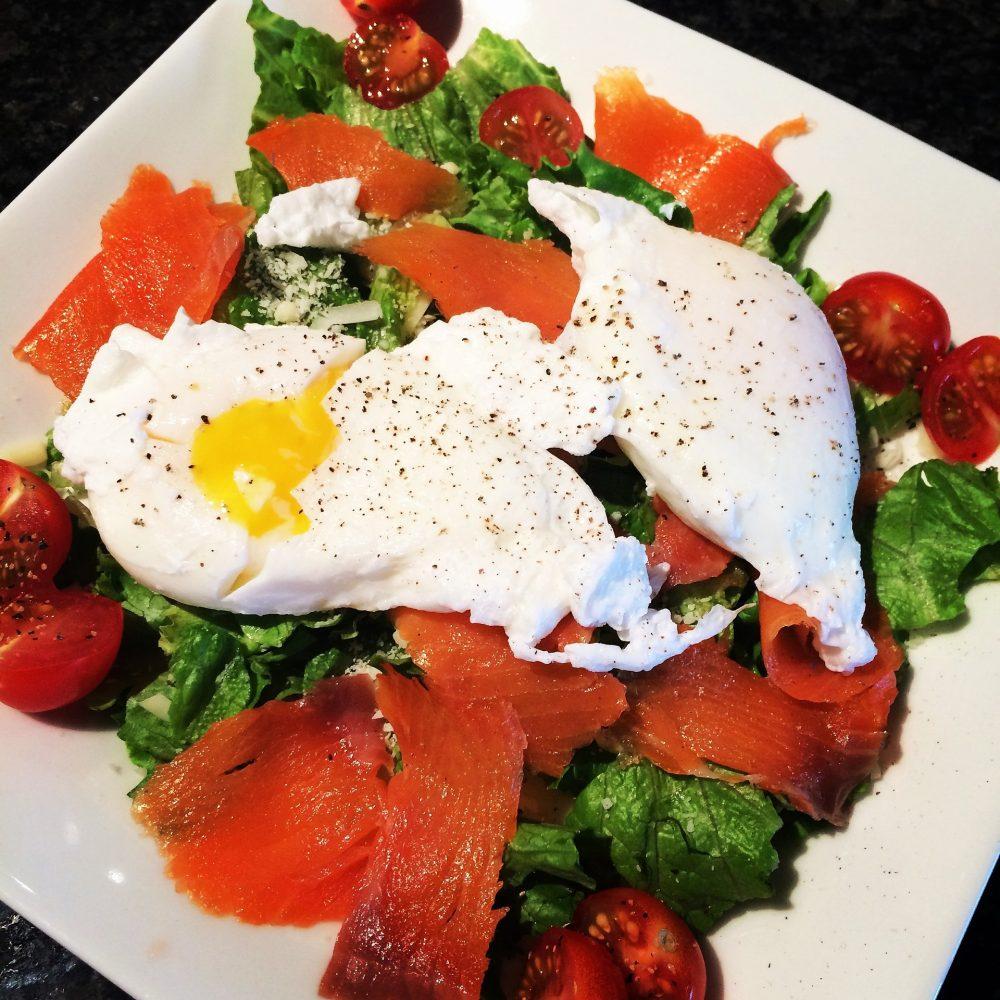 El huevo escalfado es una de las formas más saludables de cocinar huevos