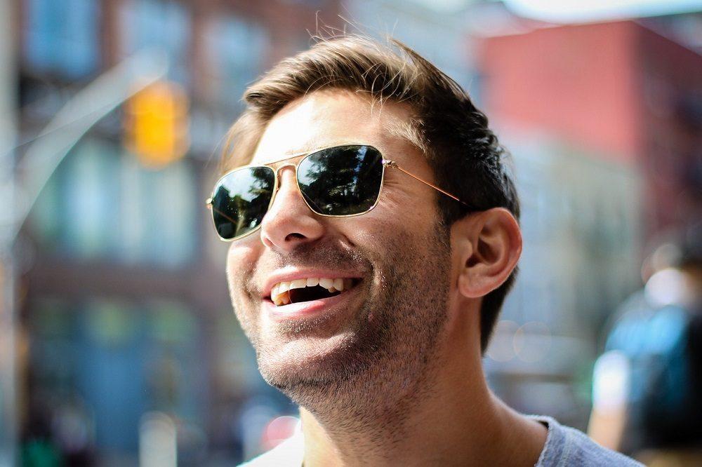 Categoría del filtro solar de las gafas