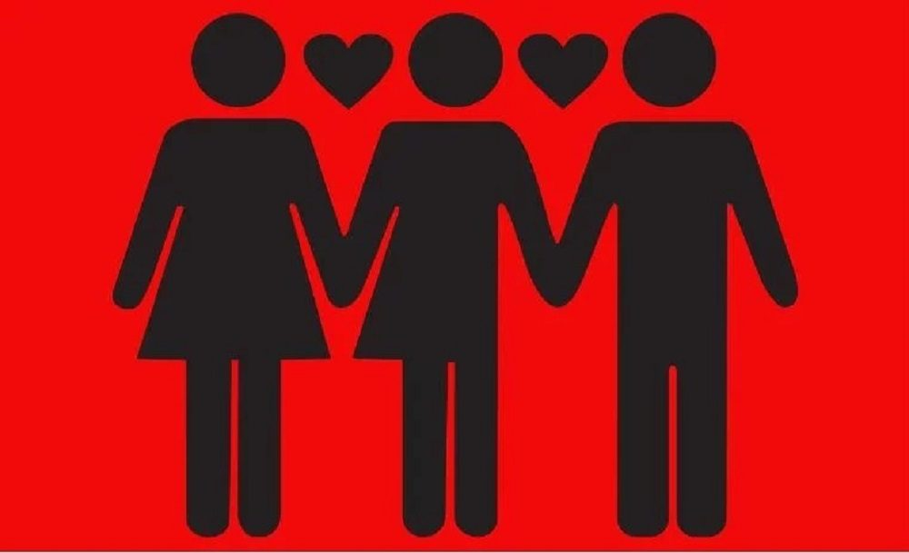 En el poliamor la relación con todos los integrantes es emocional