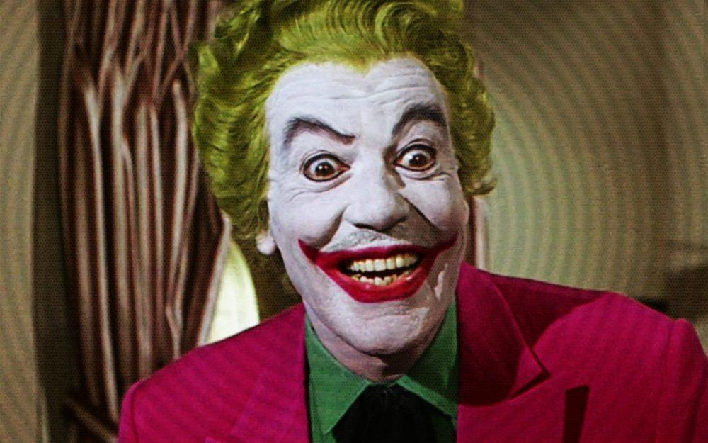 César Romero fue el primer actor que dio vida al Joker en la pequeña pantalla