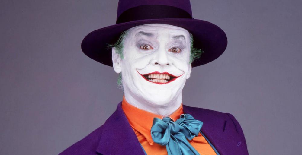 Jack Nicholson es para muchos el mejor Joker del cine