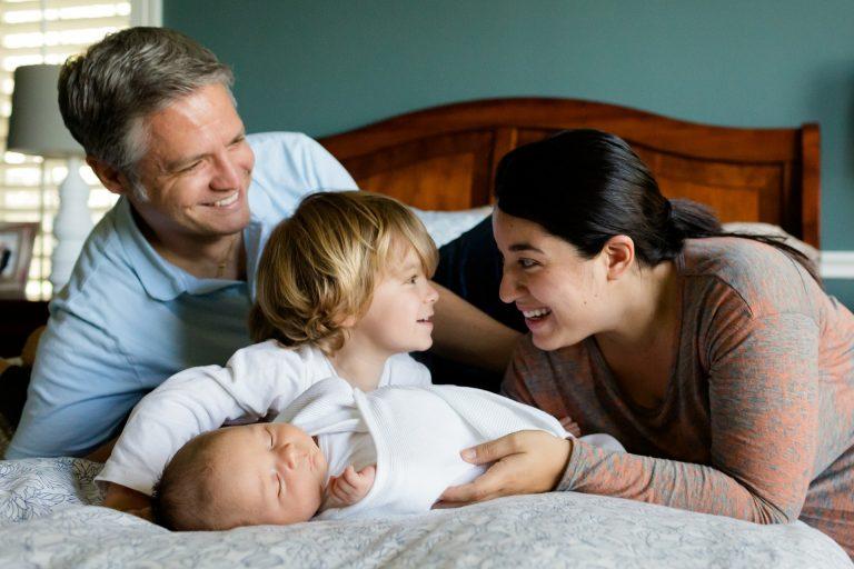 Baby talk o cómo hablar a los bebés
