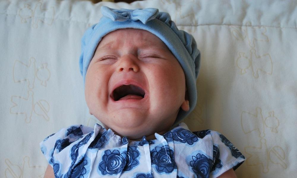 Por qué llora un bebé y como calmarlo