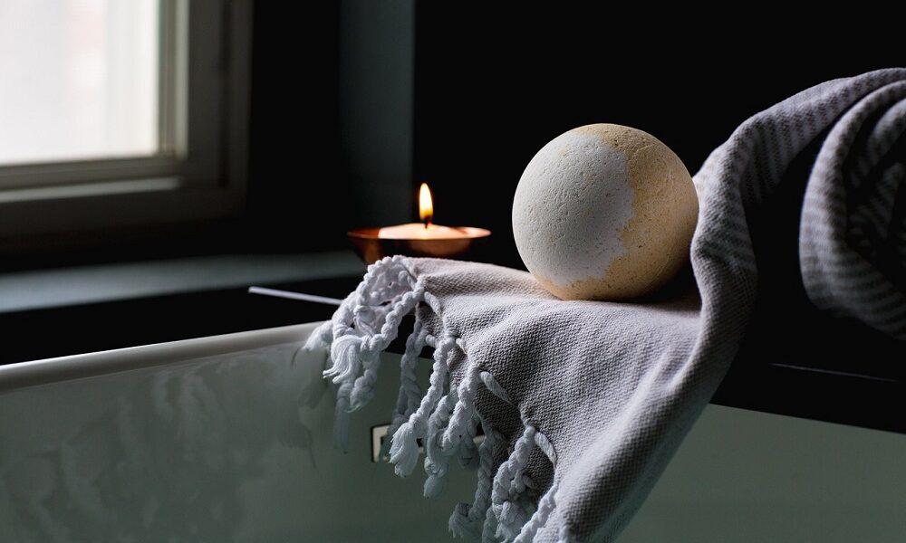 Beneficios de las bombas de baño