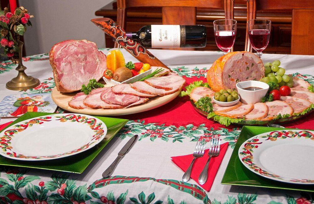 productos que no debes comer en Navidad