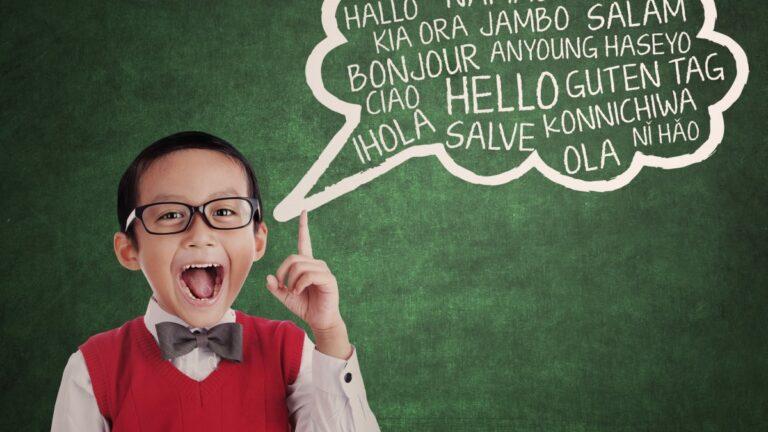 métodos para que tu hijo sea bilingüe