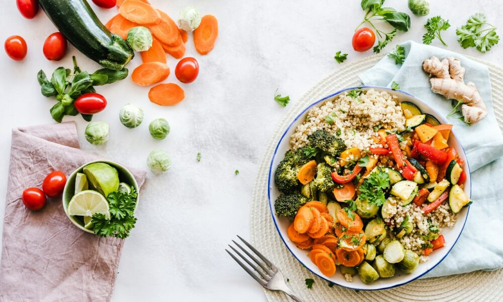 Cómo incluir proteína vegetal en tu dieta