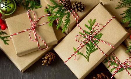 hacer buenos regalos de Navidad