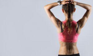 Ejercicios para conseguir una espalda bonita