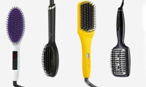 Los 7 mejores cepillos alisadores iónicos que puedes comprar
