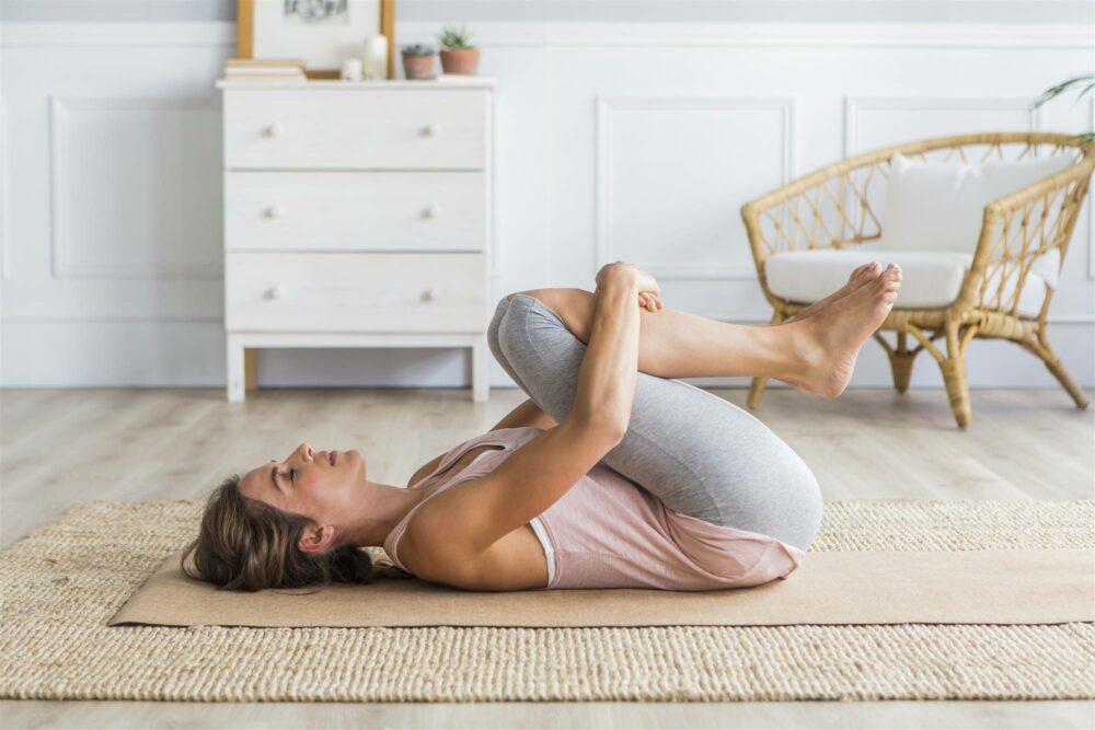 hacer una rutina de ejercicios en casa