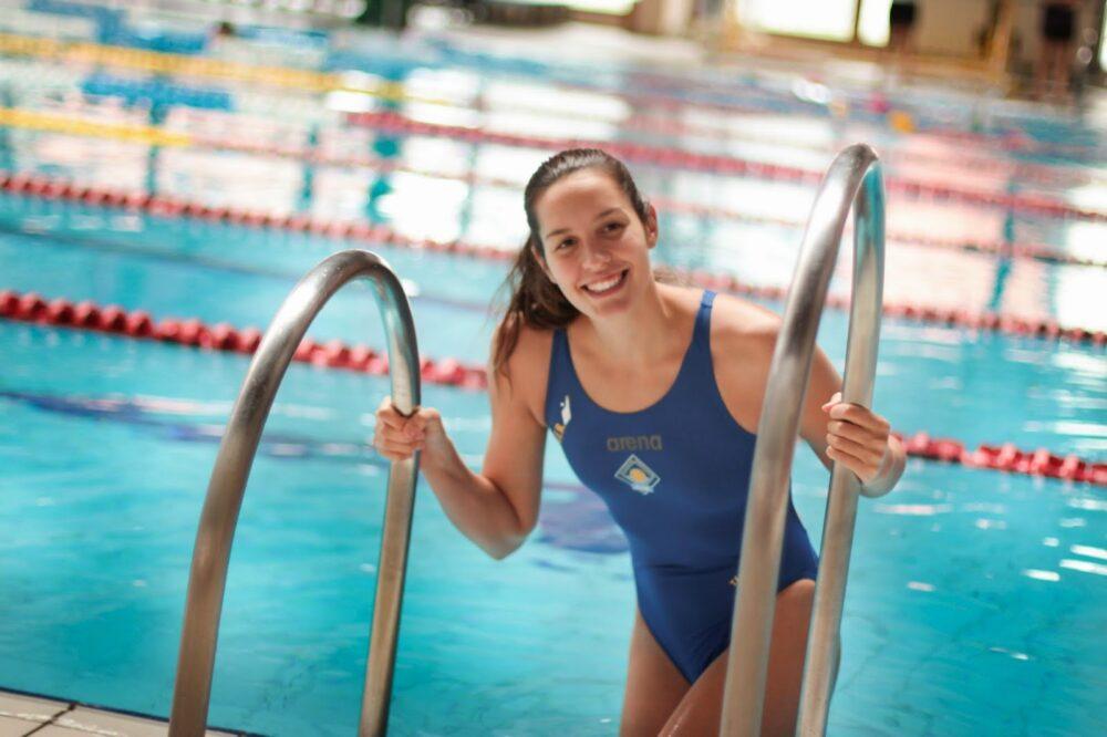 La natación es un deporte ideal para conseguir una mente fuerte