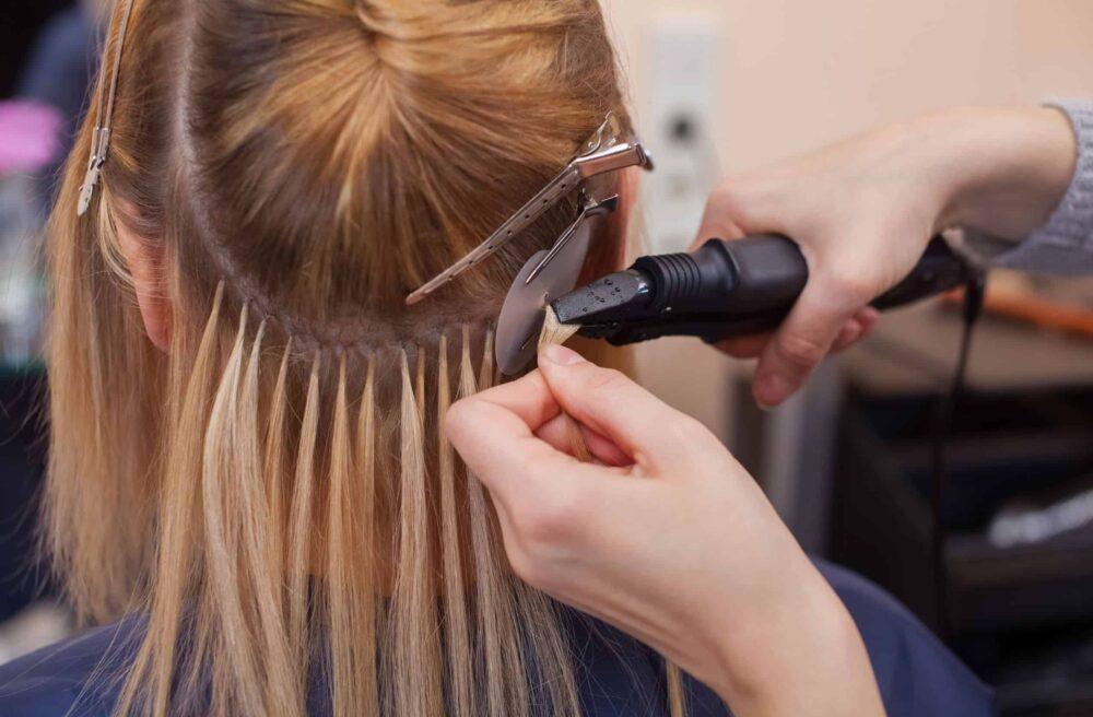 Las mejores extensiones de pelo son las naturales