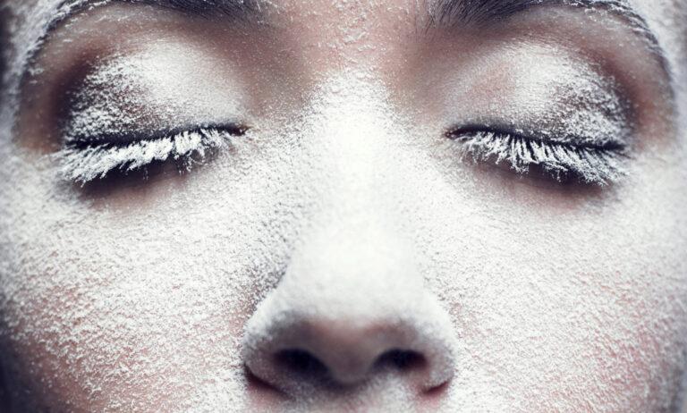 evitar la piel seca en invierno