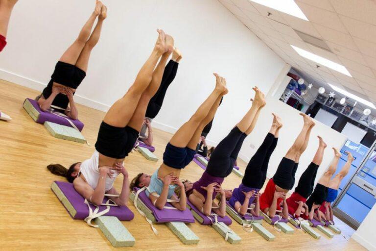 Cómo practicar yoga iyengar