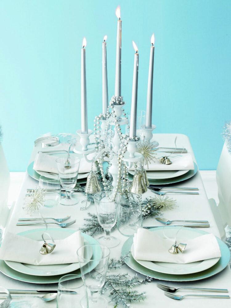 ideas DIY para decorar la mesa de Nochevieja