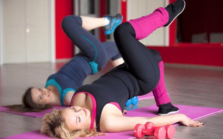 mejores ejercicios posparto