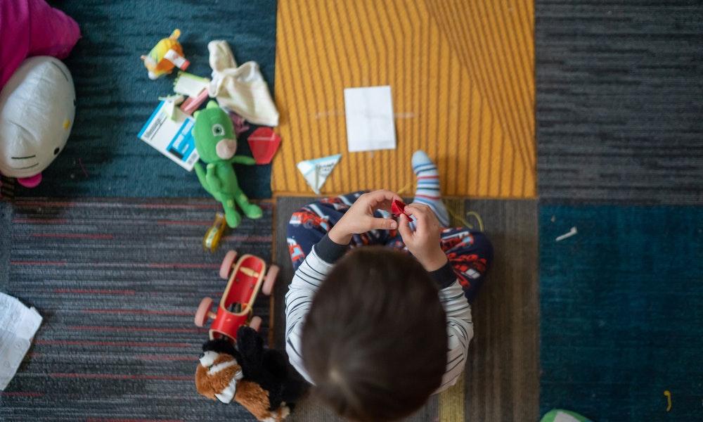 fomentar la responsabilidad en los niños a partir de los 3 años