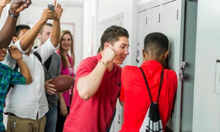 qué hacer si mi hijo es el agresor en un caso de acoso escolar
