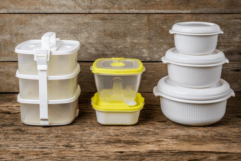 Alternativas a los tuppers de plástico con BPA
