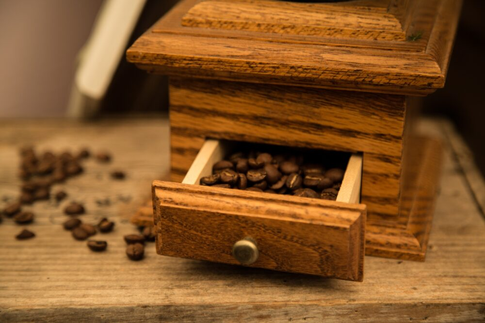 granos de café natural, el más sano de todos los cafés