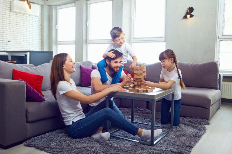 actividades para hacer con los hijos durante el periodo de cuarentena